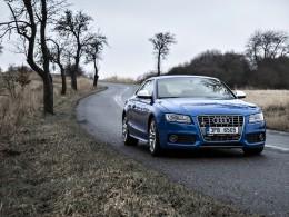 Test ojetiny: Audi S5 z roku 2008 – mýtické stvoření