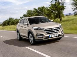 Hyundai Tucson nově s dieselem 1,7 CRDi s dvouspojkovou převodovkou