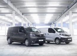 Toyota představuje nový užitkový model PROACE