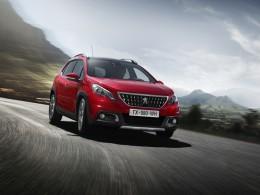 Peugeot 2008 prošel modernizací, nově verze GT Line