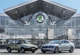 Škoda a Volkswagen slaví 25. výročí spojení
