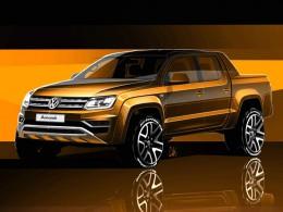 Jak bude vypadat modernizovaný Volkswagen Amarok?