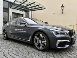BMW na MFF Karlovy Vary dodá sedmičkové modely a ukáže budoucnost