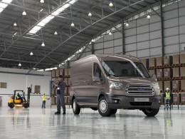 Modely Ford Transit dostanou nový motor 2.0 EcoBlue