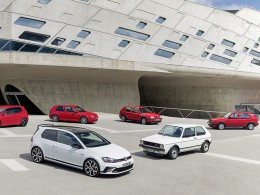 Setkání Wörthersee 2016: Volkswagen oslaví 40. narozeniny modelu Golf GTI