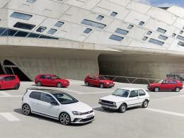 Setk�n� W�rthersee 2016: Volkswagen oslav� 40. narozeniny modelu Golf GTI