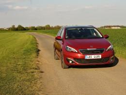 Dlouhodobý test: Peugeot 308 SW Allure 1.6 e-HDi – jezdíme a zkoušíme