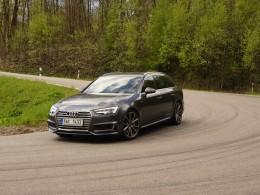 Test: Audi A4 Avant 3.0 TDI - náskok díky technice?