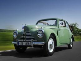 """Škoda1101 """"Tudor"""" slaví sedmdesátiny"""