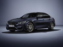 BMW M3 slaví třicáté narozeniny speciální edicí