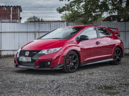 Test: Honda Civic Type R GT – překvapí i napodruhé! (video)