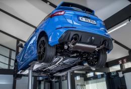 Ford Focus RS - vše, co potřebujete vědět o technice
