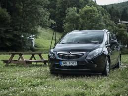 Test ojetiny: Opel ZafiraTourer 2.0 CDTI – klidně hned a nadlouho