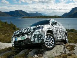 Nová Škoda Kodiaq - odhalování velkého SUV pokračuje
