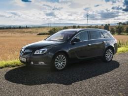 Test ojetiny: Opel Insignia 2.8 V6 4x4 Sports Tourer – šestiválcová tlouštice