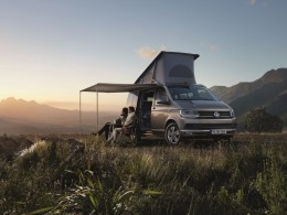 Volkswagen California, Caddy Beach a Multivan - ideální auta na dovolenou