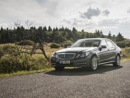 Test ojetiny: Mercedes-Benz E 250 CGI – prozaická ikona