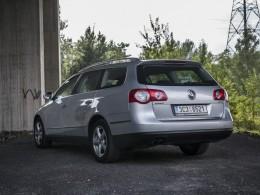 Test ojetiny: Volkswagen Passat Variant 2.0 TDI – nevýrazný průměr