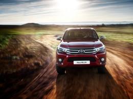 Nezničitelný pick-up Toyota Hilux přijíždí v osmé generaci