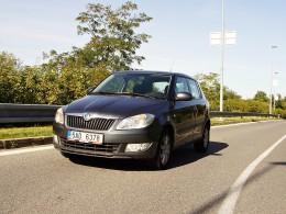 Recenze ojetiny: Škoda Fabia II. - lidový dělník