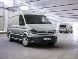 Nov� generace Volkswagenu Crafter je tady, v prodeji od prosince