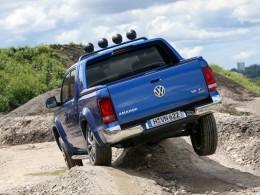 Nový Volkswagen Amarok a Amarok Canyon oslaví premiéru na IAA