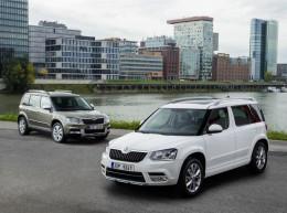 Škoda Yeti přichází s akčním modelem Trumf