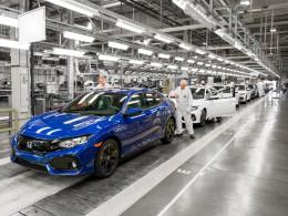 Nová Honda Civic podlehla downsizingu, dostane tříválec