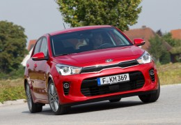 Nov� Kia Rio 2017 - v�e, co pot�ebujete v�d�t