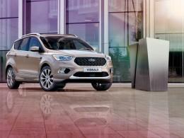 Ford Kuga nově ve verzi Vignale a ST-Line