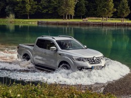 Renault Alaskan si můžete koupit již v listopadu
