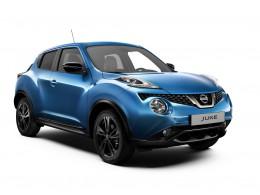 Nissan Juke po modernizaci má nové výbavy