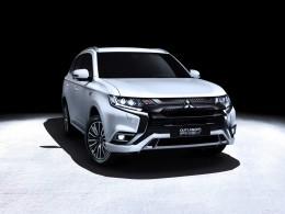 Mitsubishi Outlander PHEV prošel modernizací a je po všech stránkách lepší