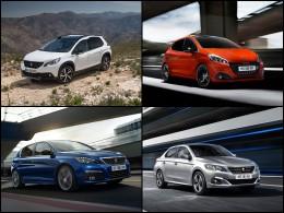Akce 7 dní Peugeot již zítra, ušetříte desetitisíce