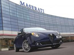Alfa Romeo MiTo pro Maserati
