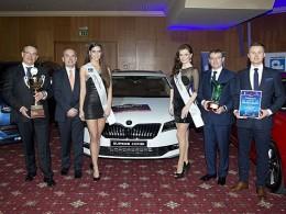 Auto roku 2016 v ČR je Škoda Superb