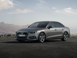 Audi A4 má po modernizaci, vypadá sakra dobře