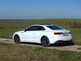 Videotest: Audi A5 Coupe 40 TFSI S-line