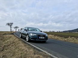 Test ojetiny: Audi A6 3.0 TDI - s půl milionem do bazaru