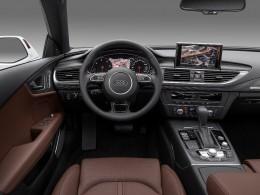 Audi A6 a Audi A7 nově s online aktualizací map