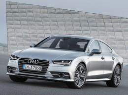Audi A7 Sportback dostal po modernizaci LED světla