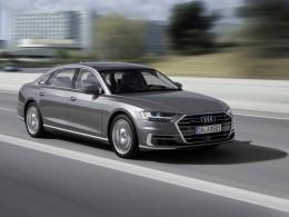 Audi A8 - předprodej zahájen, připravte si 2,5 milionu