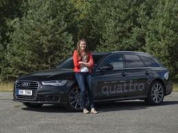 Audi představuje český Audi Ski Team 2015/16