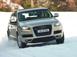 Audi Q7: Nové motory i převodovka
