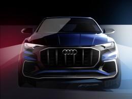 Audi Q8 se rýsuje, tohle je jeho předobraz v podobě konceptu