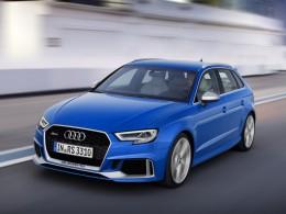 Audi RS 3 Sportback pohání nejvýkonnější sériově vyráběný pětiválec na světě