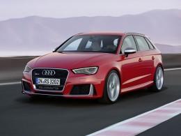 Audi RS 3 Sportback zrychlí za 4,3 s na stovku