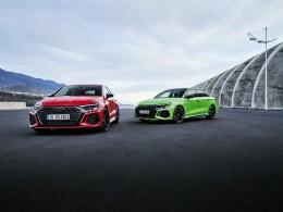 Audi RS 3 v prodeji, 1,5 milionu nestačí