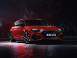 Hodně rychlé Audi RS 4 Avant má po modernizaci, co je nového?