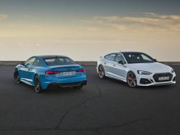 Audi RS 5 Coupé a RS 5 Sportback nabídnou 450 koní a nové ovládání